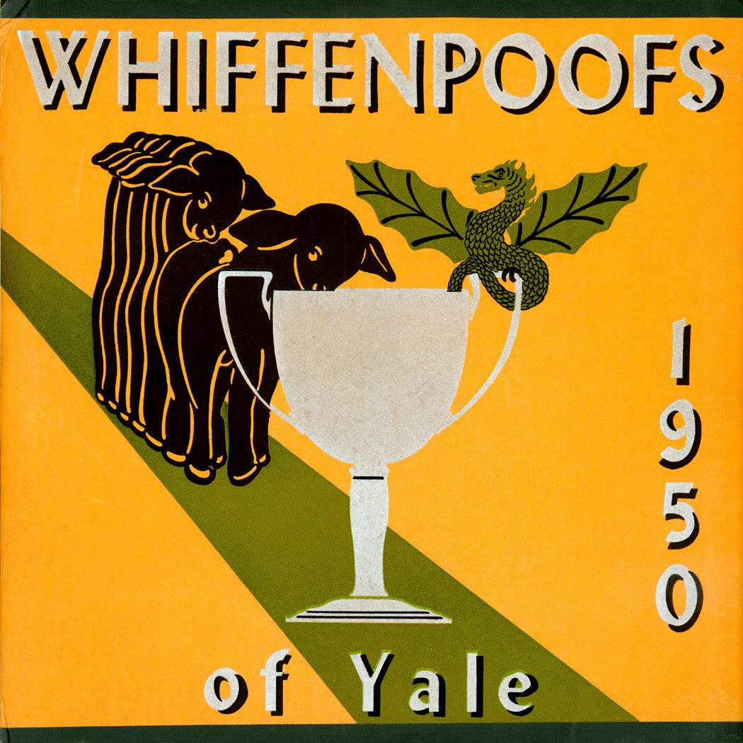 The Whiffenpoofs - The Whiffenpoofs Of 1986